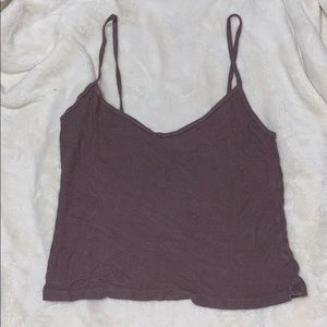 Tops - Loose Fitting Tank Top